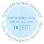 Zertifiziert nach DIN EN ISO 9001